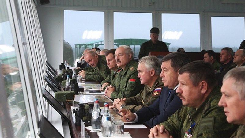 Lukashenko Лукашенко army slider